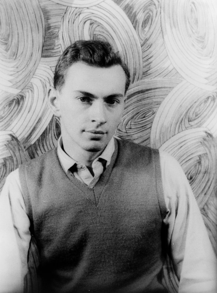 Gore Vidal, 1948